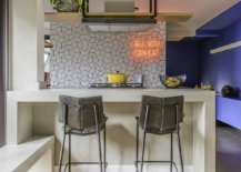 Neon-sign-brings-both-color-and-pizazz-to-the-small-apartment-kitchen-in-Brazil-57896-217x155
