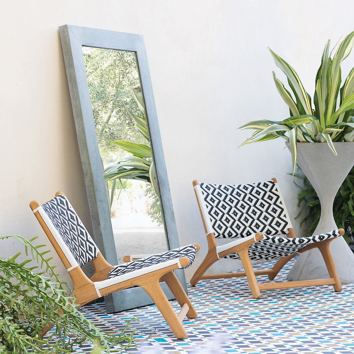 Outdoor styling and furnishings from Terrain