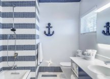 Painted-ceiling-and-lovely-use-of-blue-and-white-tiles-creates-a-stylish-kids-bathroom-40532-217x155