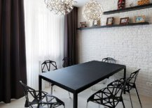 Painting-the-brick-wall-completely-white-works-well-in-contemporary-dining-rooms-41705-217x155