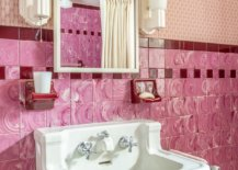 Pink-tiles-on-the-wall-along-with-wall-mounted-sink-for-the-traditional-bathroom-remodel-92471-217x155