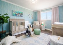 Textured-wall-in-blue-for-the-cheerful-beach-style-nursery-72702-217x155