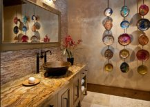 Wall-art-piece-feels-quirky-and-different-in-this-modern-bathroom-98059-217x155