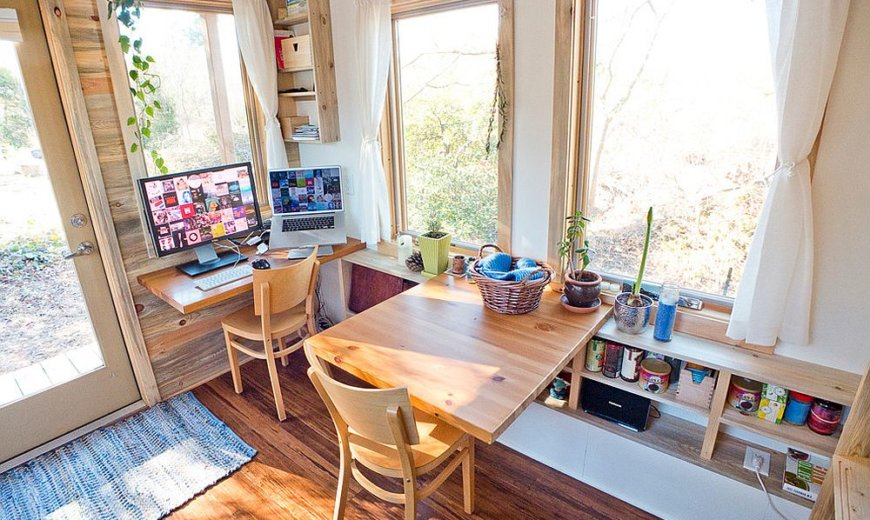 Small Home Office Ideas for Two: Working from Home Together!