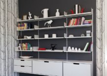 Accent-wall-in-gray-along-with-slim-floating-shelves-for-the-modern-home-office-41602-217x155