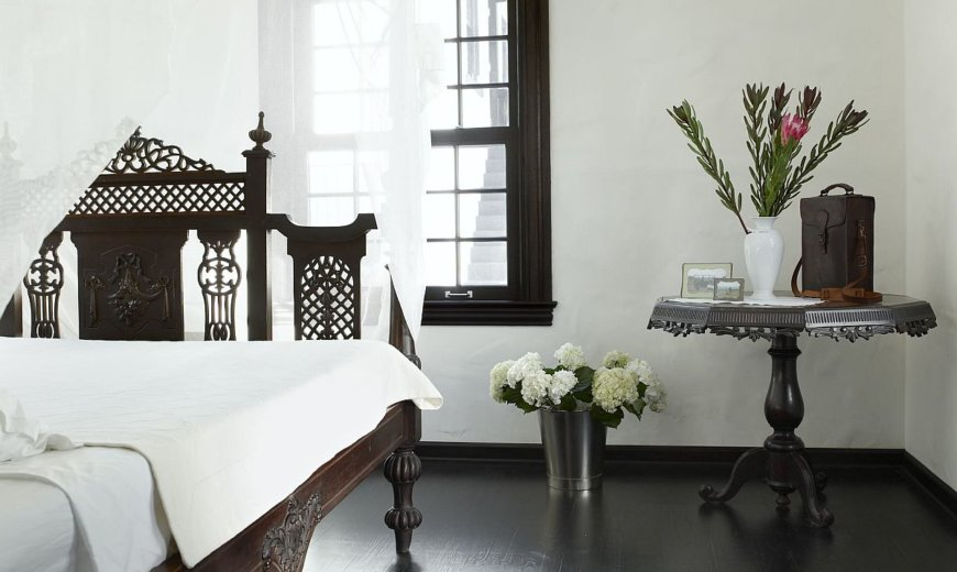 Dark and Dashing: Give Your Home a Sparkling Black Floor