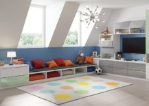 Blue-and-white-attic-playroom-with-built-in-seating-is-cheerful-and-contemporary-42881-217x155