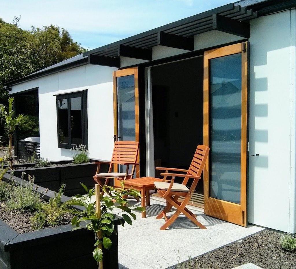 Chambourcin Cottage designed by Steve McGavock