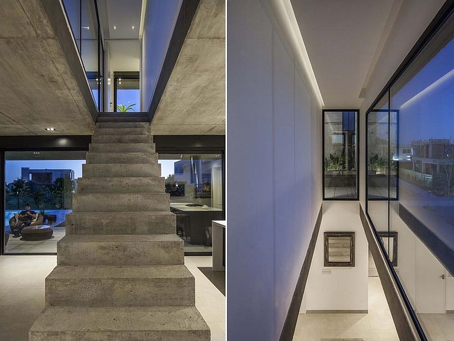 Concrete-staircase-and-stairwell-inside-the-House-EH-37686