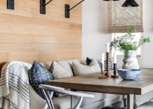 Dark-sconce-lighting-fixtures-for-the-small-beach-style-dining-area-43621-217x155