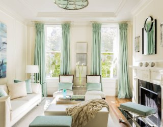 Living Room Color Trends for Summer 2020: From the Bright to the Pastel