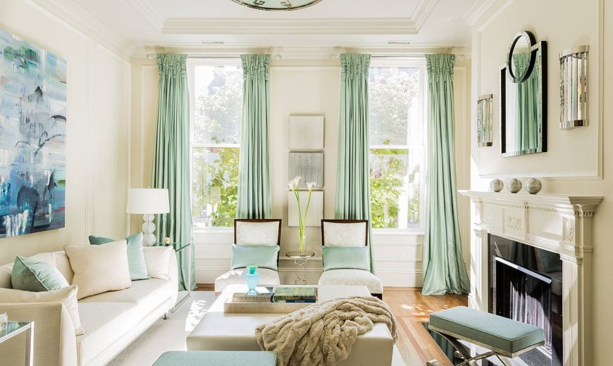 Living Room Color Trends For Summer 2020 From The Bright To The Pastel
