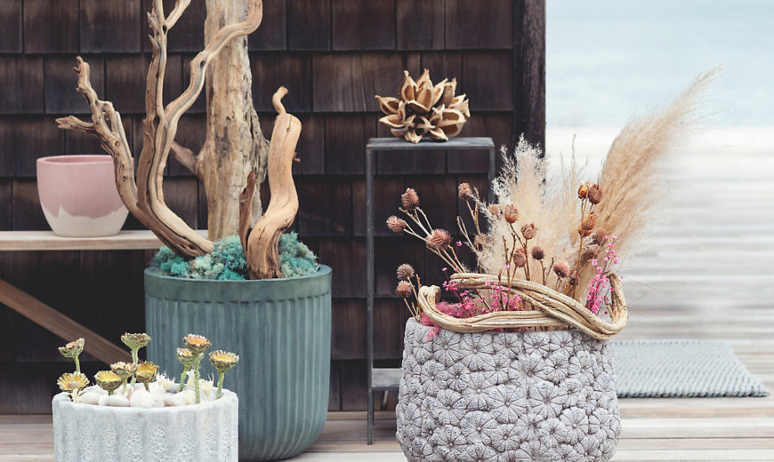 The Power of Foraged Centerpieces