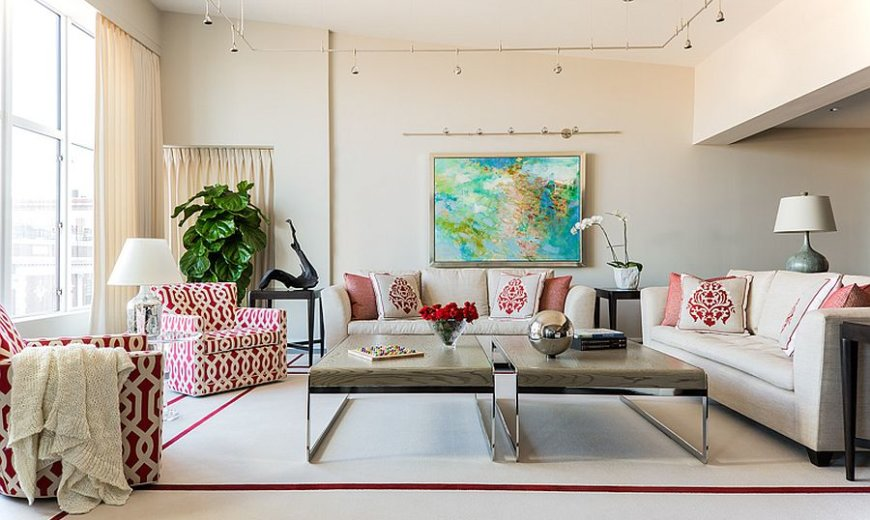 Boston Home Makeover: Refreshing and Color-Filled South End Condo