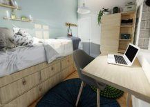 Finding-space-for-workspace-wardrobe-and-additional-storage-units-in-the-tiny-industrial-bedroom-78950-217x155
