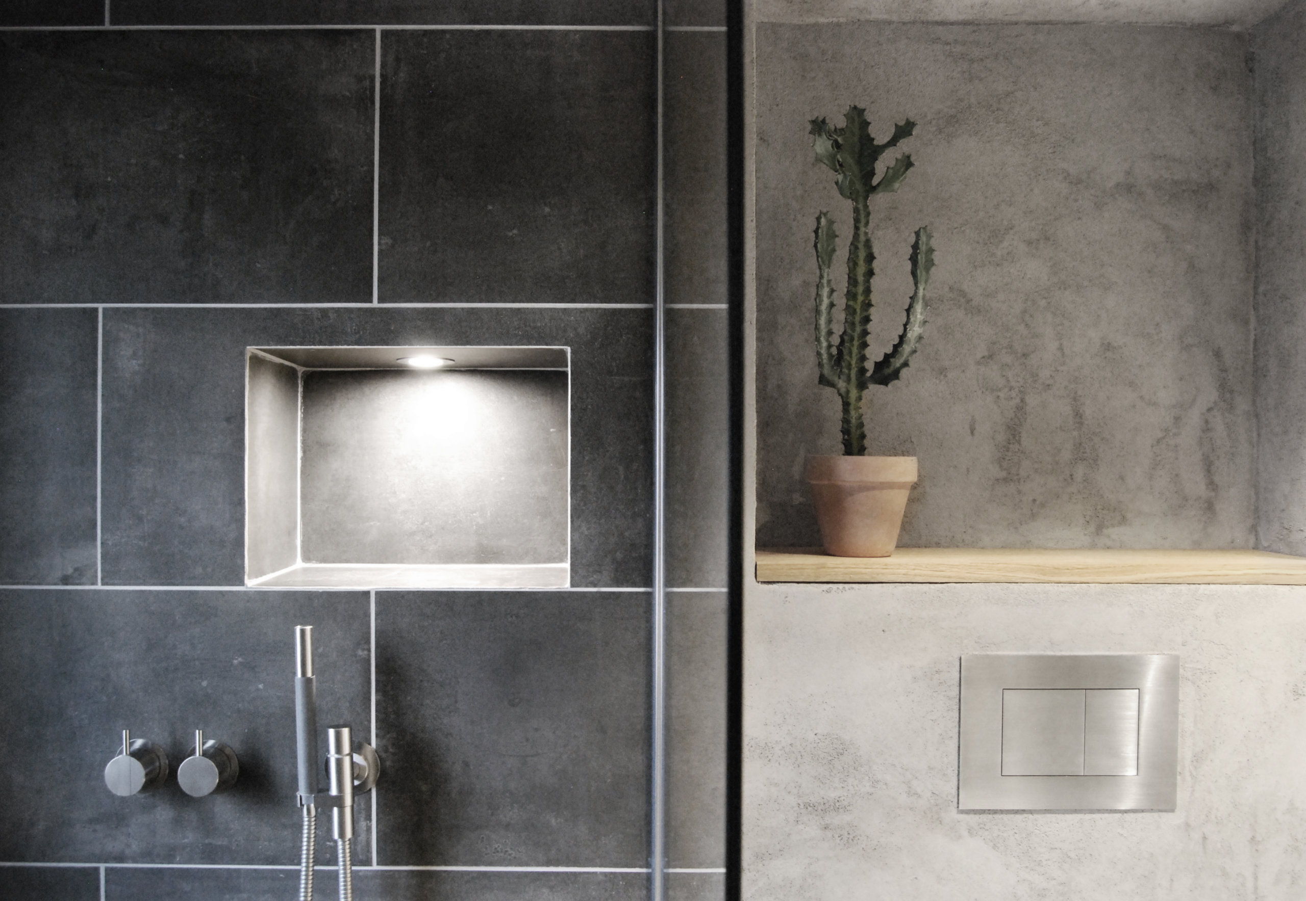 Finding the right gray tiles for your bathroom and shower area