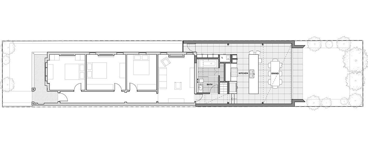 Floor-plan-of-revamped-modern-home-in-Sydney-suburbs-60845