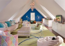 Large-attic-playroom-in-white-with-comfortable-seating-ample-space-and-a-blue-accent-wall-97854-217x155