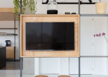 Minimal-and-modern-room-divider-with-TV-stand-and-a-simple-elegant-frame-70020-217x155
