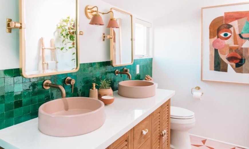 The Top Trends in Bathroom Mirrors