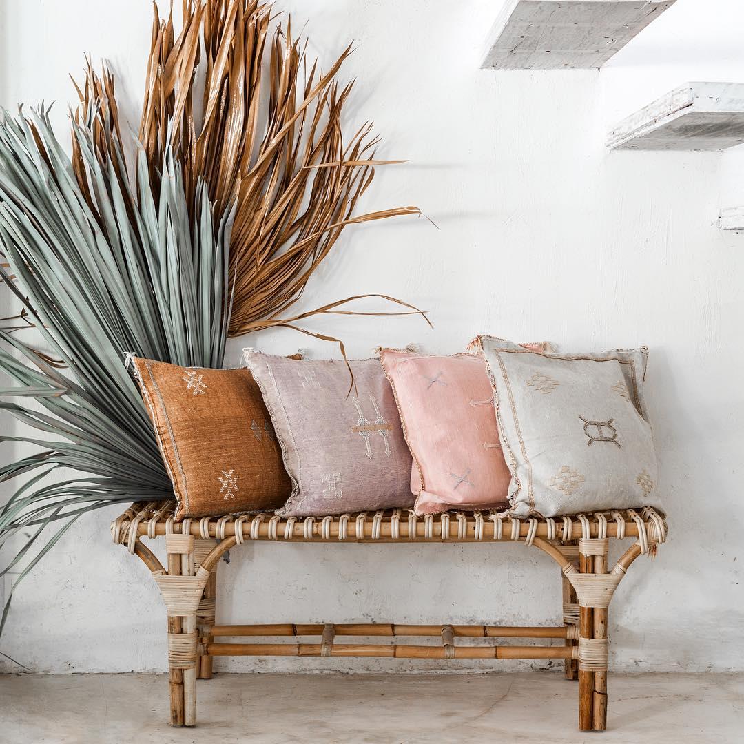 Rattan furniture from Yak and Yeti Trader