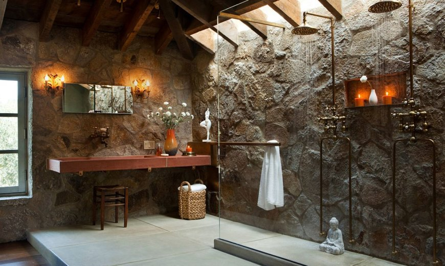 Home Indulgence: Luxury Bathroom Features to Turn Your Home into a Spa