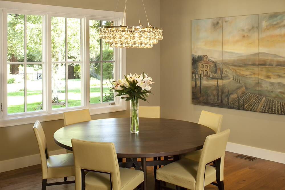 Shades of greige that veer more towards beige allow you to safely move away from an overload of gray!
