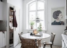 Small-Scandinavian-style-dining-area-within-the-kitchen-in-white-saves-space-in-more-ways-than-one-66304-217x155