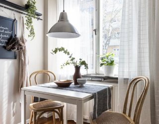 Meet the Best Styles for Your Small Dining Room: Space-Savvy Ideas