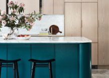 Touch-of-teal-for-the-kitchen-island-brings-color-to-the-neutral-space-in-white-and-gray-64186-217x155