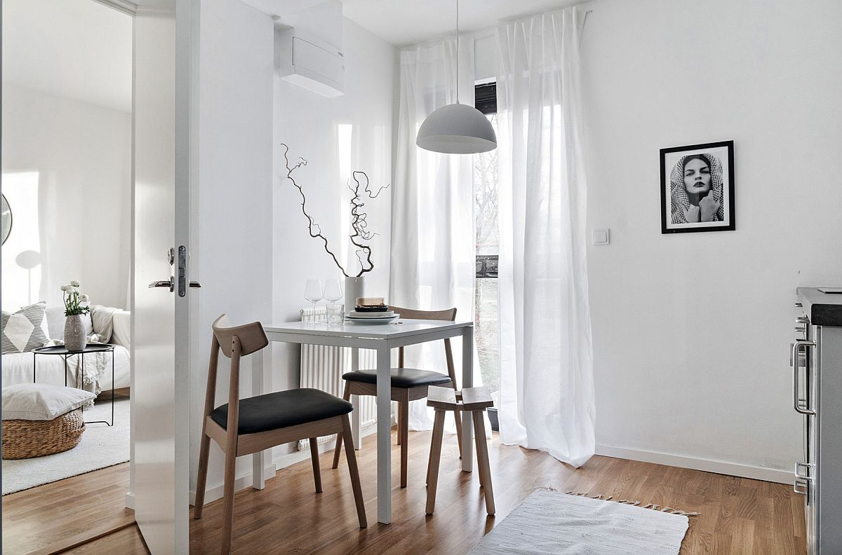 Ultra-tiny-Scandinavian-style-dining-area-with-a-table-that-folds-away-when-not-in-use-95012