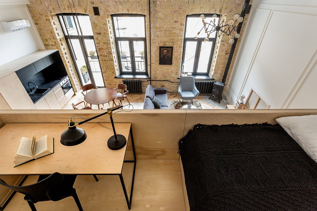 View-of-the-living-area-from-the-loft-level-bedroom-above-that-also-has-a-workspace-76775
