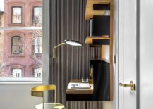 Wall-mouned-shelf-and-brass-combine-to-create-a-fabulous-corner-workspace-26372-217x155