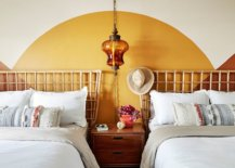 Beautiful-guest-bedroom-inspired-by-70s-Rock-n-Roll-culture-utilizes-yellow-in-a-clever-and-classy-fashion-31672-217x155