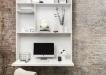 Bespoke-wall-mounted-desk-and-shelf-unit-creates-a-home-office-out-of-small-empty-space-81162-217x155