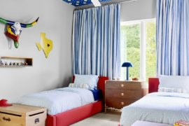 Wallpaper on the Ceiling: Ideas to Make Kids' Rooms Even More Brilliant!
