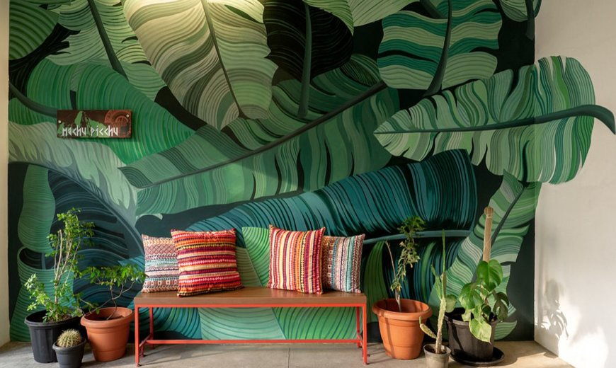 Welcome with Color: Green Entryway Ideas for a More Refreshing Home