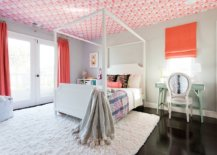 Delightful-girls-bedroom-with-wallpaper-on-the-ceiling-that-accentuates-the-color-scheme-of-the-room-90417-217x155