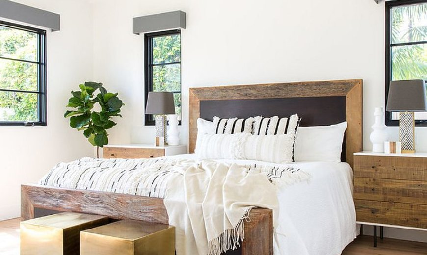 Charming Farmhouse Bedroom Ideas for Rustic Relaxation