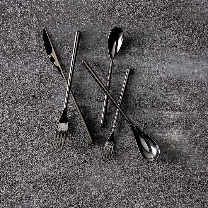 Dragonfly flatware from West Elm
