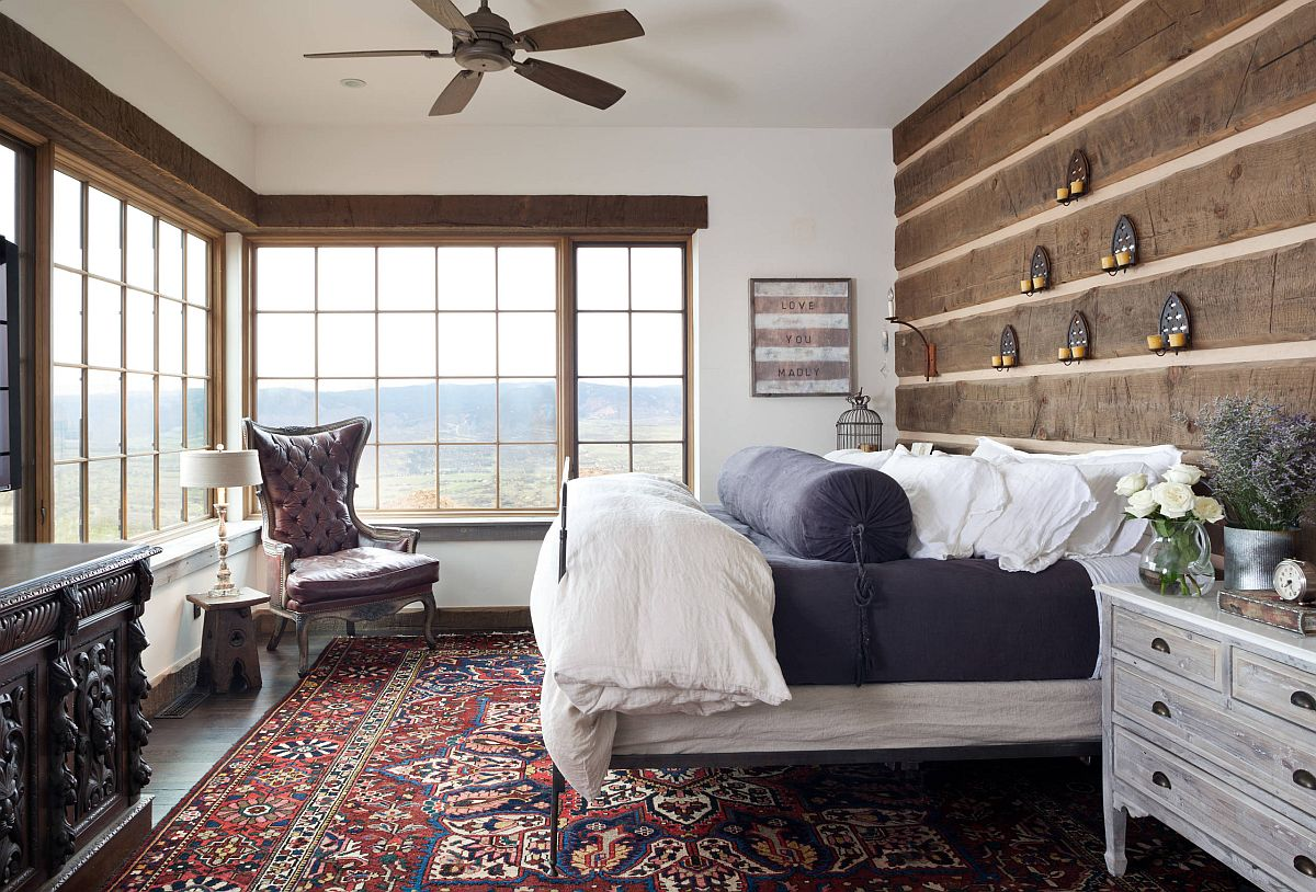 Embrace beach and shabby chic styles for a more relaxing bedroom that serves you beyond staycation