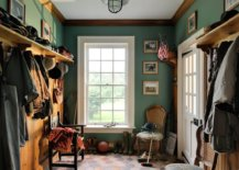 Entryway-in-this-hous-looks-busy-thanks-to-it-eclectic-style-82417-217x155
