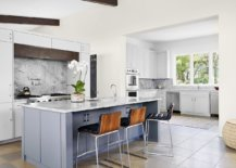 Fabulous-kitchen-in-white-with-a-light-blue-island-and-space-savvy-design-58902-217x155