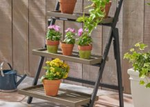 Folding-plant-stand-with-wooden-shelves-13158-217x155