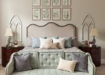 Framed-botanicals-are-a-trendy-choice-for-the-gallery-wall-in-the-bedroom-40908-217x155