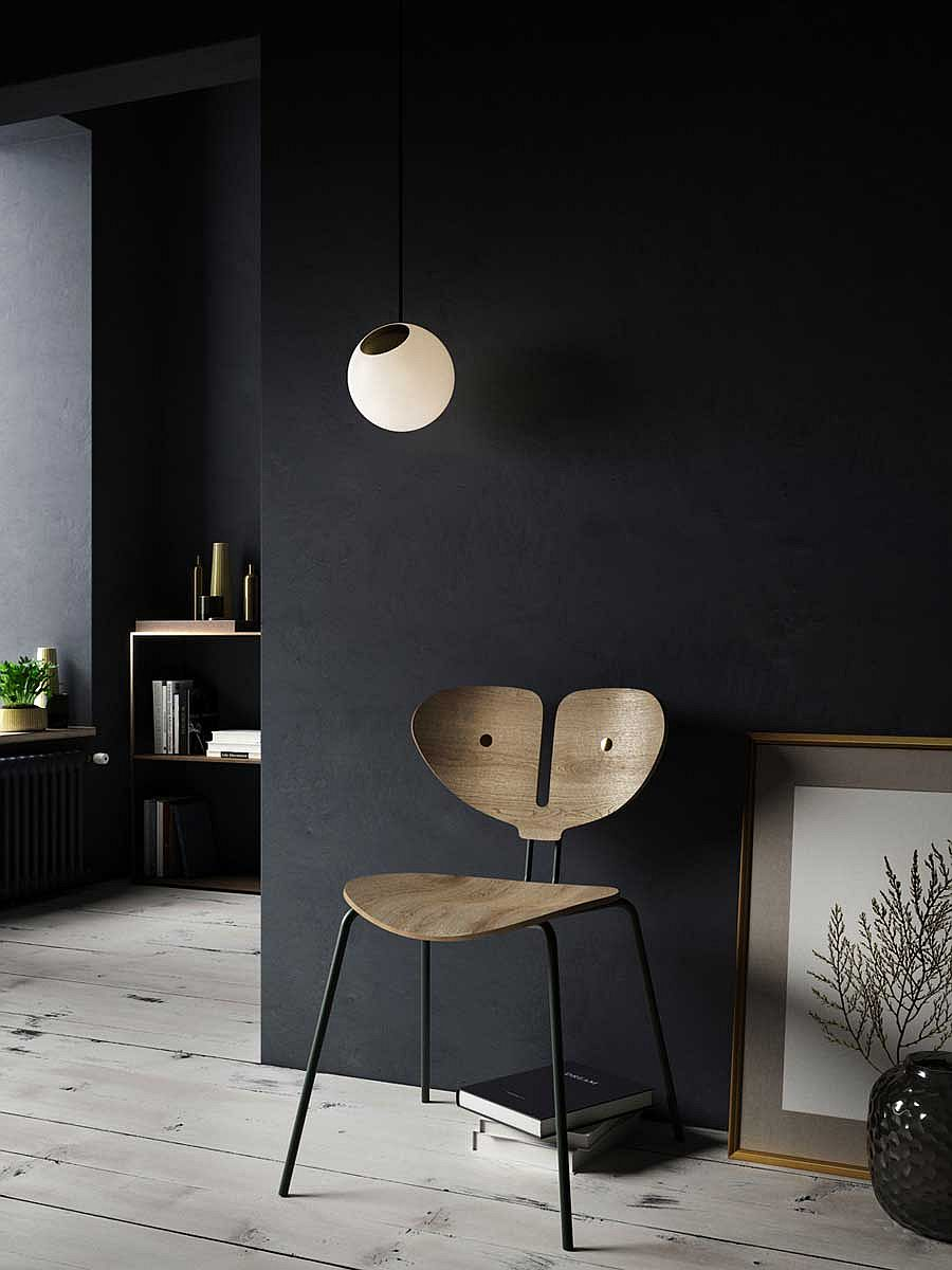 Gorgeous Moth Chair from Nordic Tales' After Eight collection