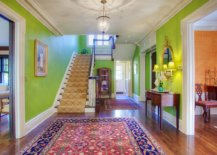 Grand-traditional-entrance-with-beautiful-chandelie-and-green-walls-66924-217x155