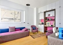 Inside-of-the-shelves-and-the-sofa-adds-pink-to-this-modern-home-office-86088-217x155