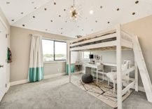 Lovely-use-wallpapered-ceiling-in-the-girls-room-with-a-gorgeousloft-bed-37083-217x155