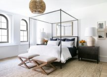 Minimal-bedroom-with-a-slim-four-poster-bed-that-steals-the-show-with-lovely-use-of-straight-lines-81334-217x155
